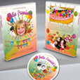 Kids Birthday Party DVD Covers