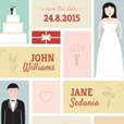 Wedding and Invitation Card